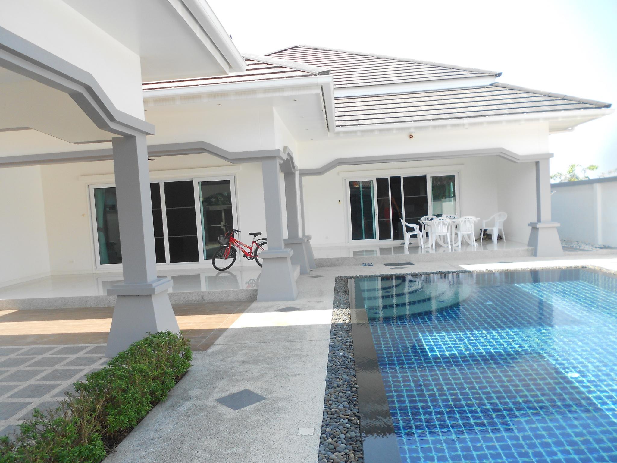 Villa for sale in Pattaya, Bang sare
