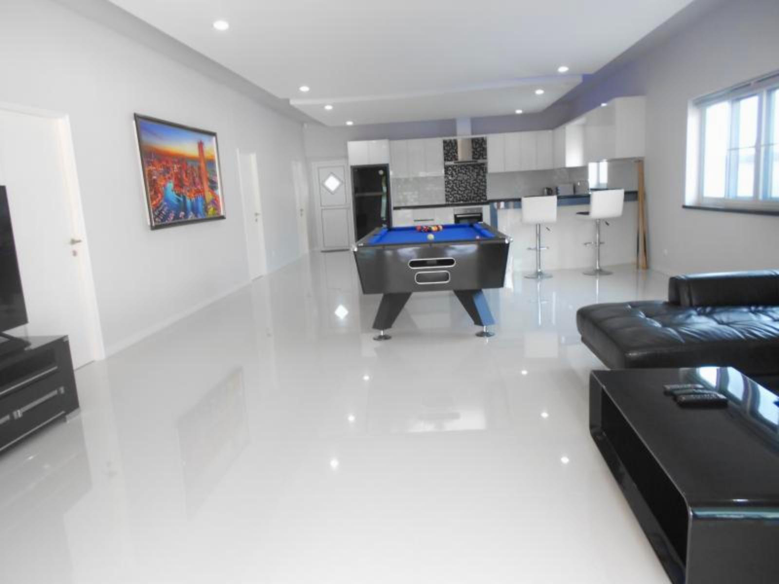 Villa living room fully furnished